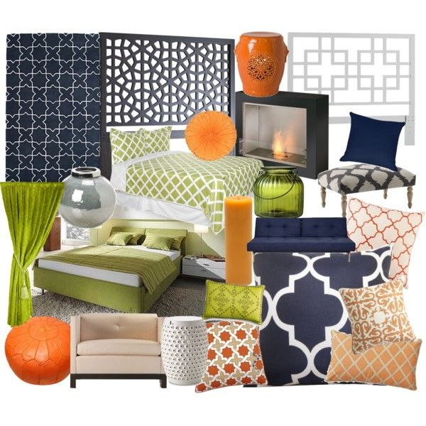 Gray And Orange Living Rooms Contemporary Living Room Cynthia Brooks Desig Grey And Orange Living Room Orange And Grey Living Room Decor Living Room Grey