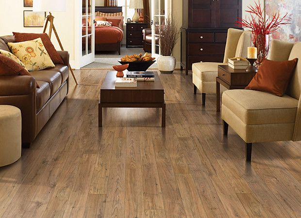 Laminate Wood Floor For Traditional Living Room Design Country