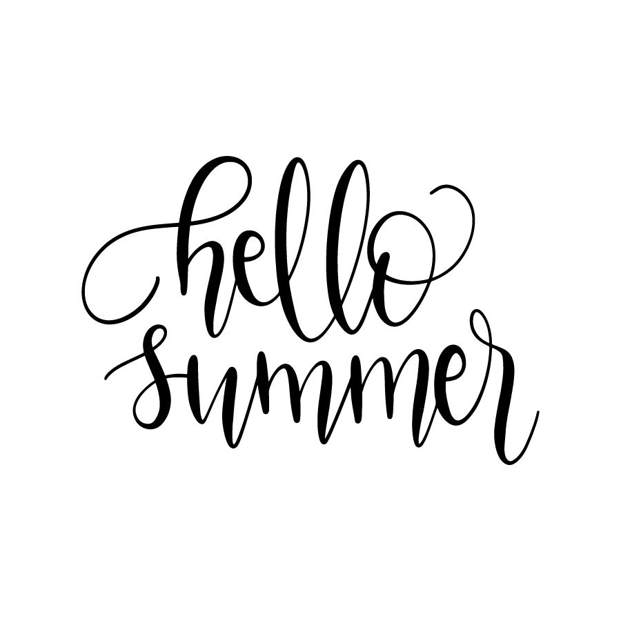 Bundle Freebie Hello Summer Cricut And Silhouettes