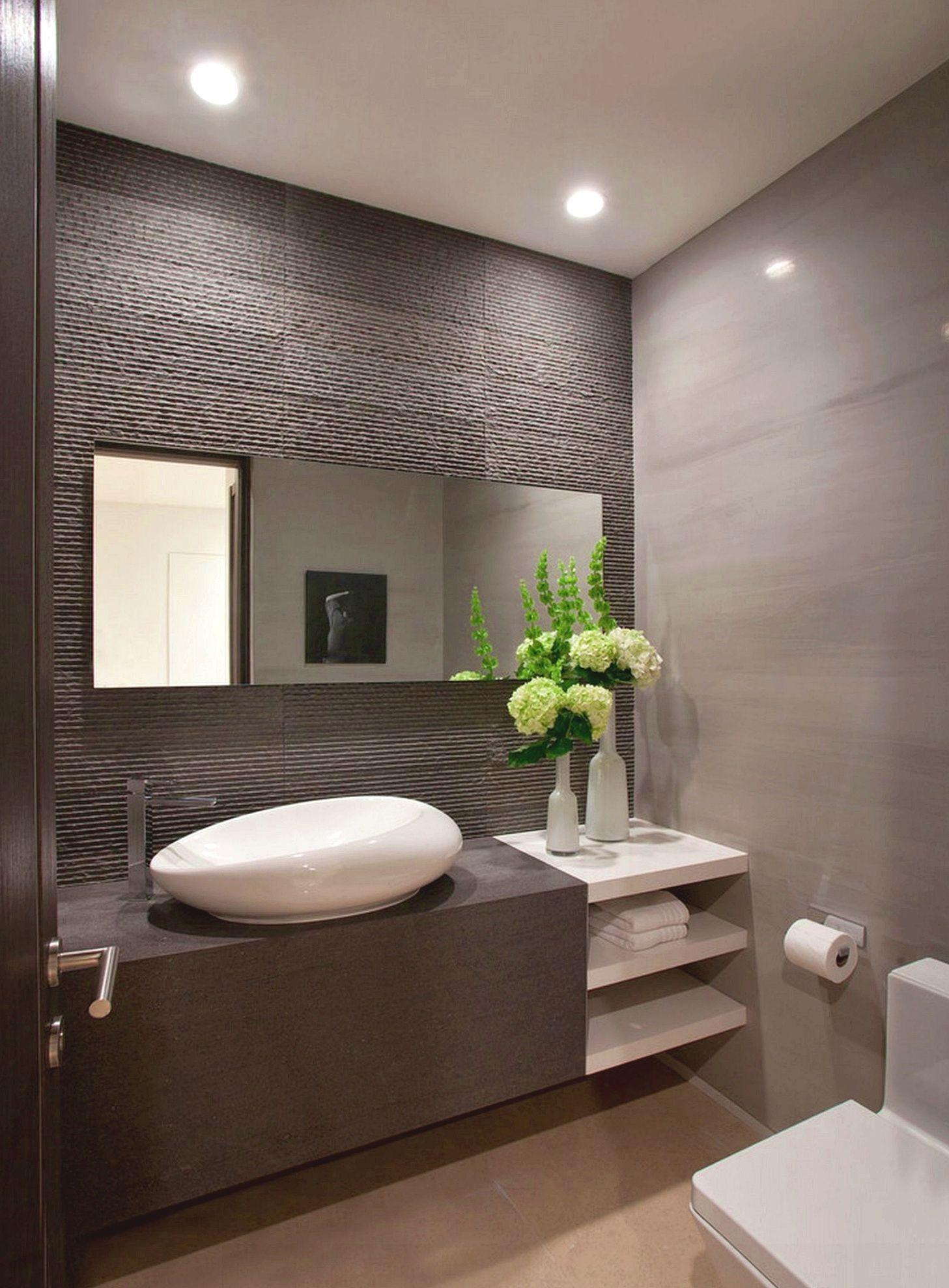 Proven Small Bathroom Decorating Ideas Bathroom Bathroom In 2020 Gray Bathroom Decor Modern Bathroom Modern Bathroom Wall Decor