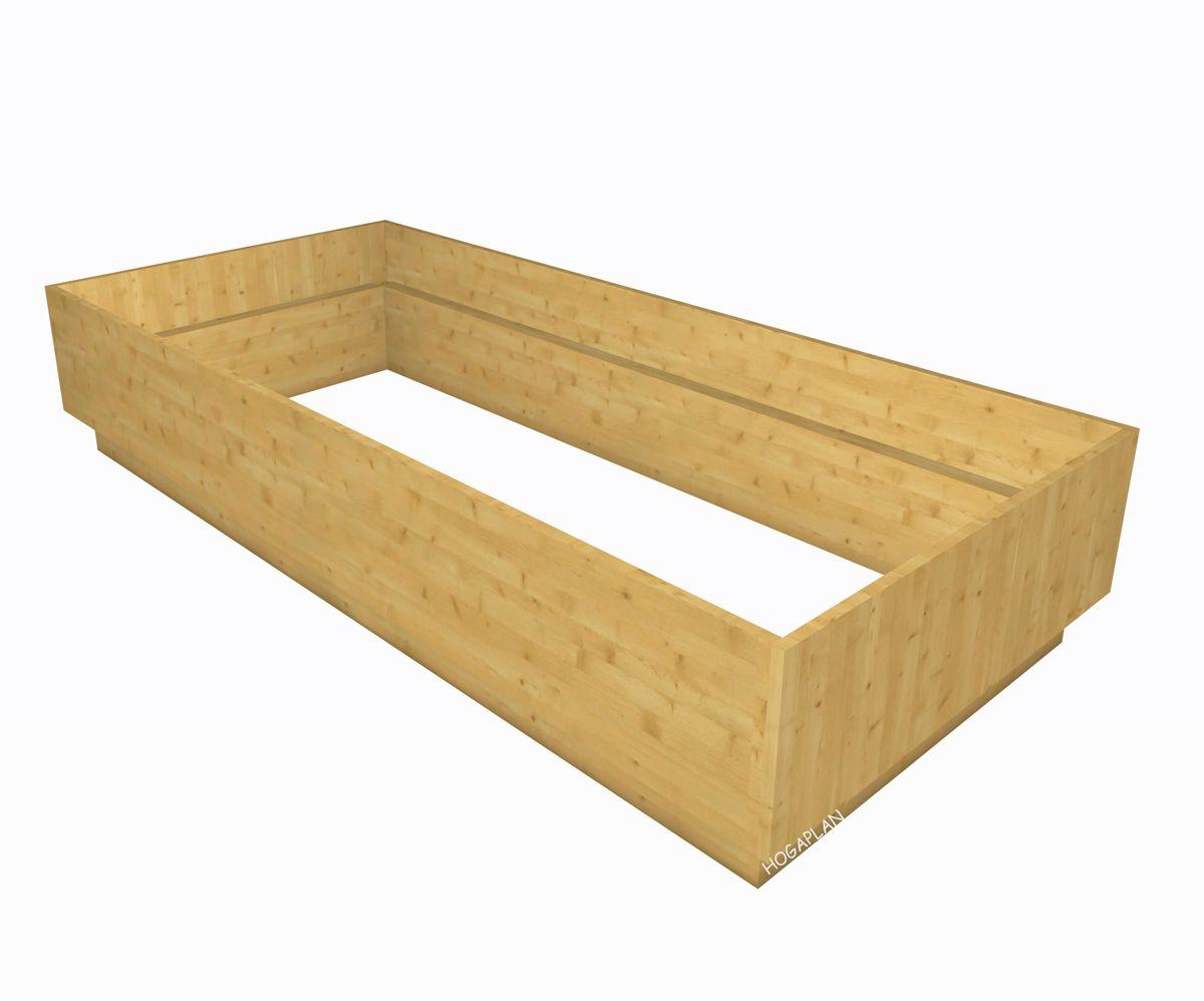 Holz Einzelbett Holz Einzelbett Bett
