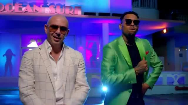 Pitbull Fun Feat Chris Brown 2015 Chris Brown Pitbulls Music Choice