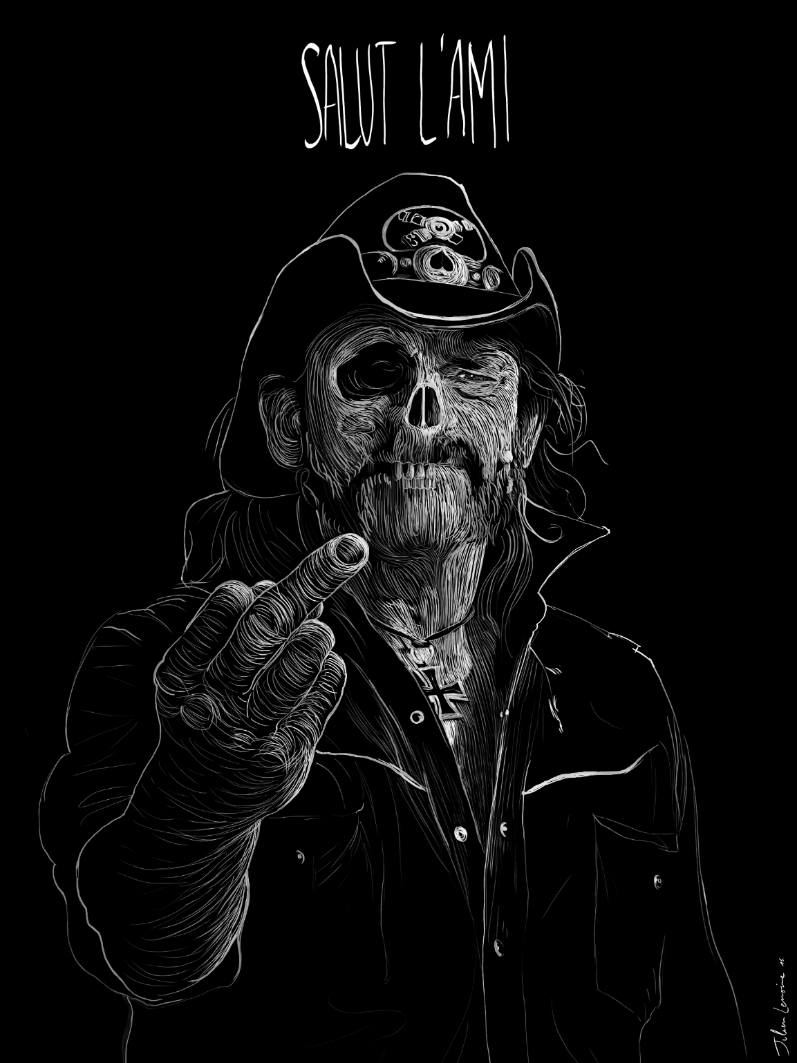 R I P Lemmy. (con immagini)