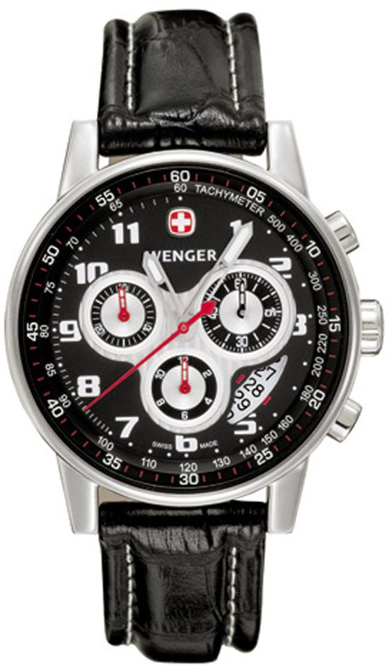 c5e5c5521 My Wenger Swiss Military Watch | Watches | Wenger watches, Wenger ...