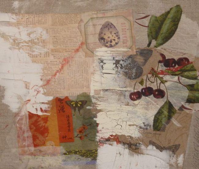 VALERIE MAFFRE GALERÍA - la galería y las obras de la artista - Mon Jardin