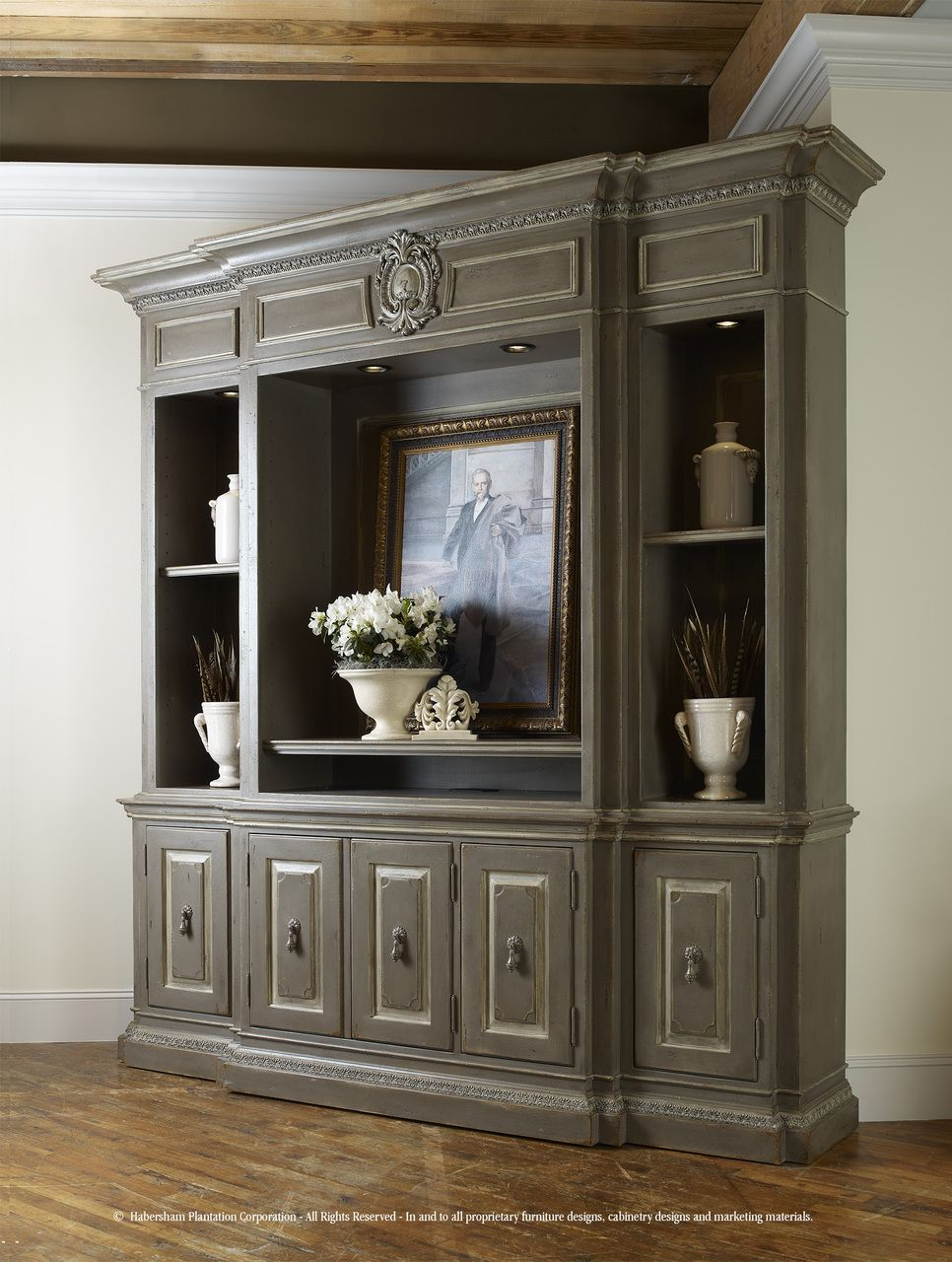 Olmsted Home Entertainment Center