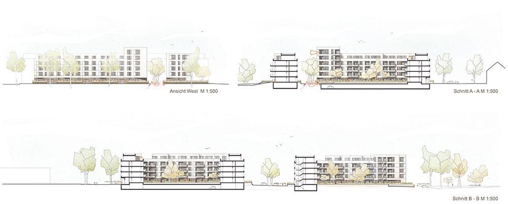 querfeldeins 2015 neues wohnen in chorweiler nord k ln de via 04. Black Bedroom Furniture Sets. Home Design Ideas