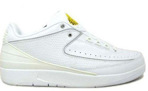 "Air Jordan 2 Retro Low ""White Maize"""
