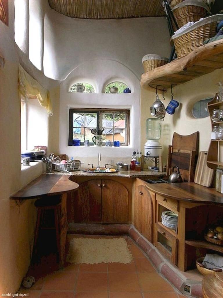 30 Smart Small Cottage Kitchen Ideas Small cottage