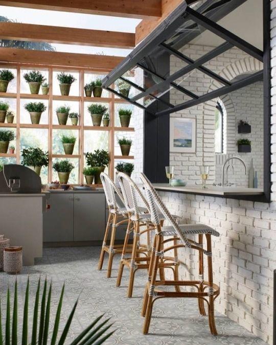 Interior Design Kitchen, Spacious