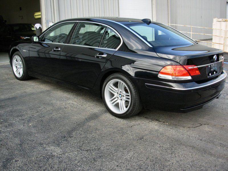2007 BMW 7 Series 760Li 2007 BMW 760 760Li picture exterior