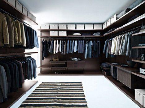 Bedroom Inspiration Massive Magnificent Walk In Closets Closet