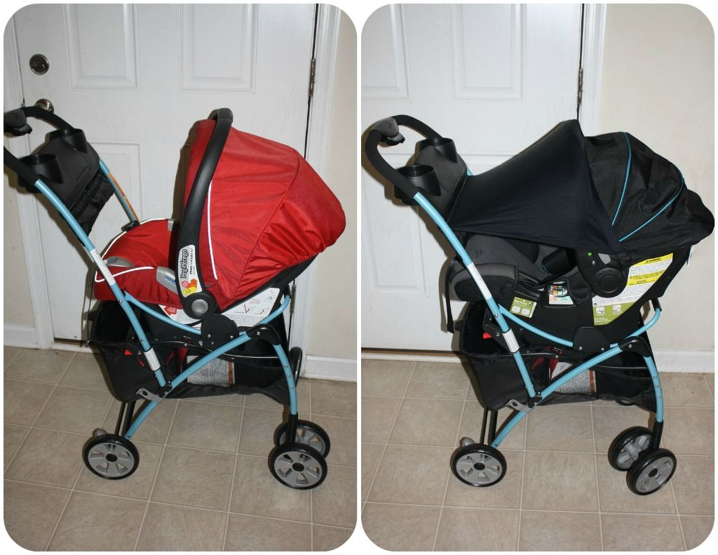 Real Mom Reviews conducts a review of the Safety 1st Clic It ...