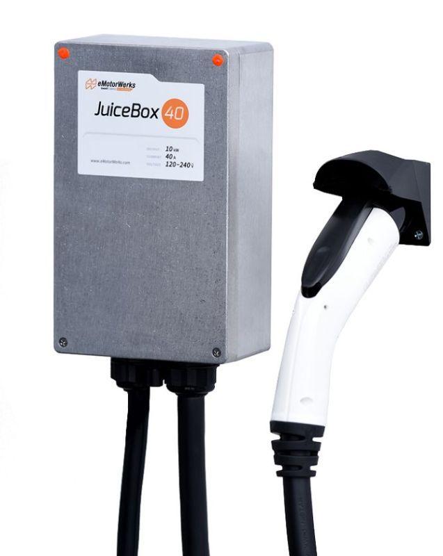 JuiceBox™ Level 2 40 amp J1772 EV Home Charging Station