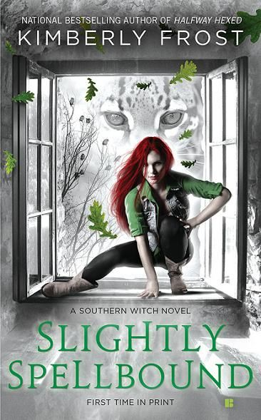 Slightly Spellbound by Kimberly Frost | Southern Witch, BK#4 | www.frostfiction.com | #Paranormal #witches