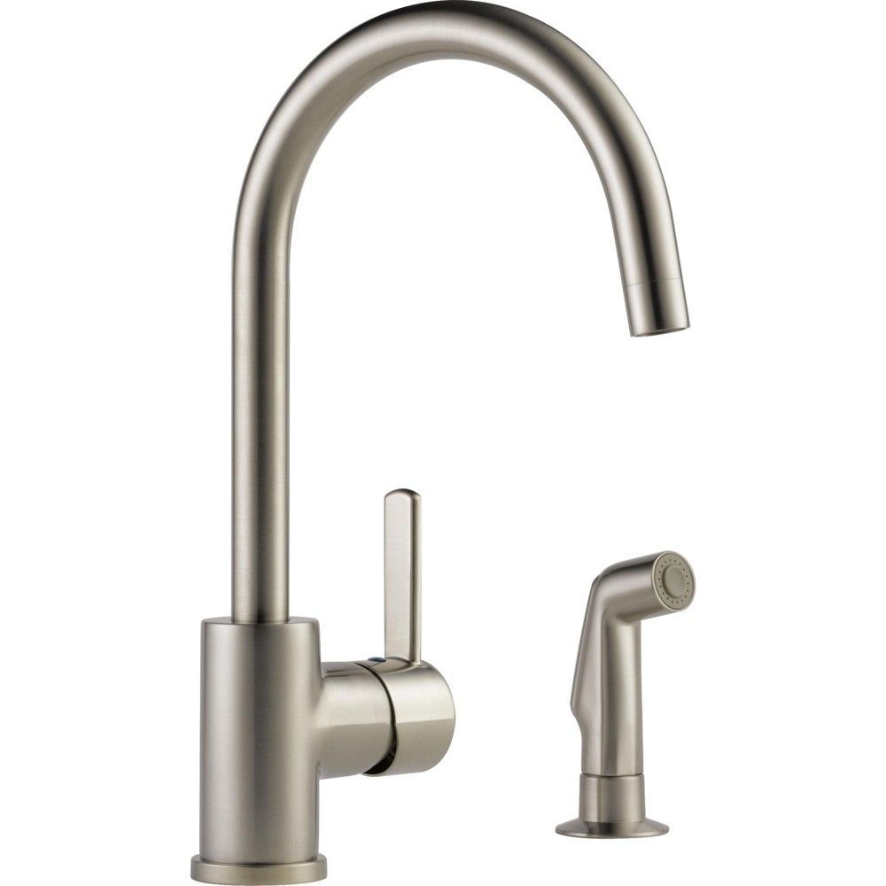 Peerless P199152lf Pull Down Kitchen Faucet With Two Function