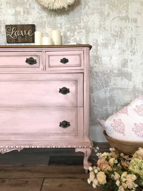 Photo of Updating An Outdated Dresser • Fusion™ Mineral Paint