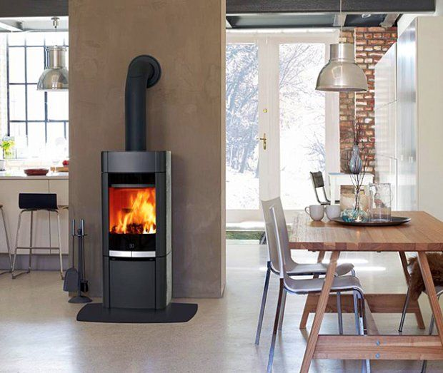 Koza Ab Kratki Pl Freestanding Fireplace Gas Fireplace Gas Stove
