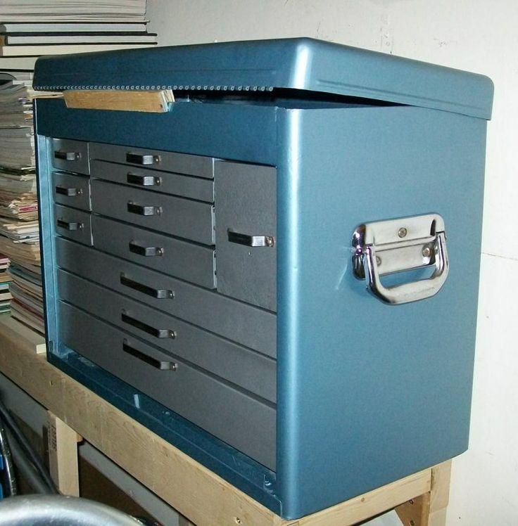 Image Result For 1950 S Mechanics Toolbox Vintage Tool