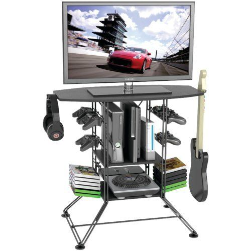 Atlantic Centipede Game Storage & Tv Stand by Atlantic, http