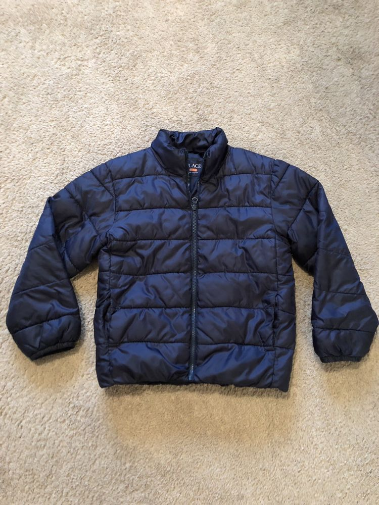 cb9c14cae EUC Childrens Place BOYS/GIRLS Puffer Jacket Size 7/8 Navy Blue #fashion  #clothing #shoes #accessories #kidsclothingshoesaccs #boysclothingsizes4up  (ebay ...
