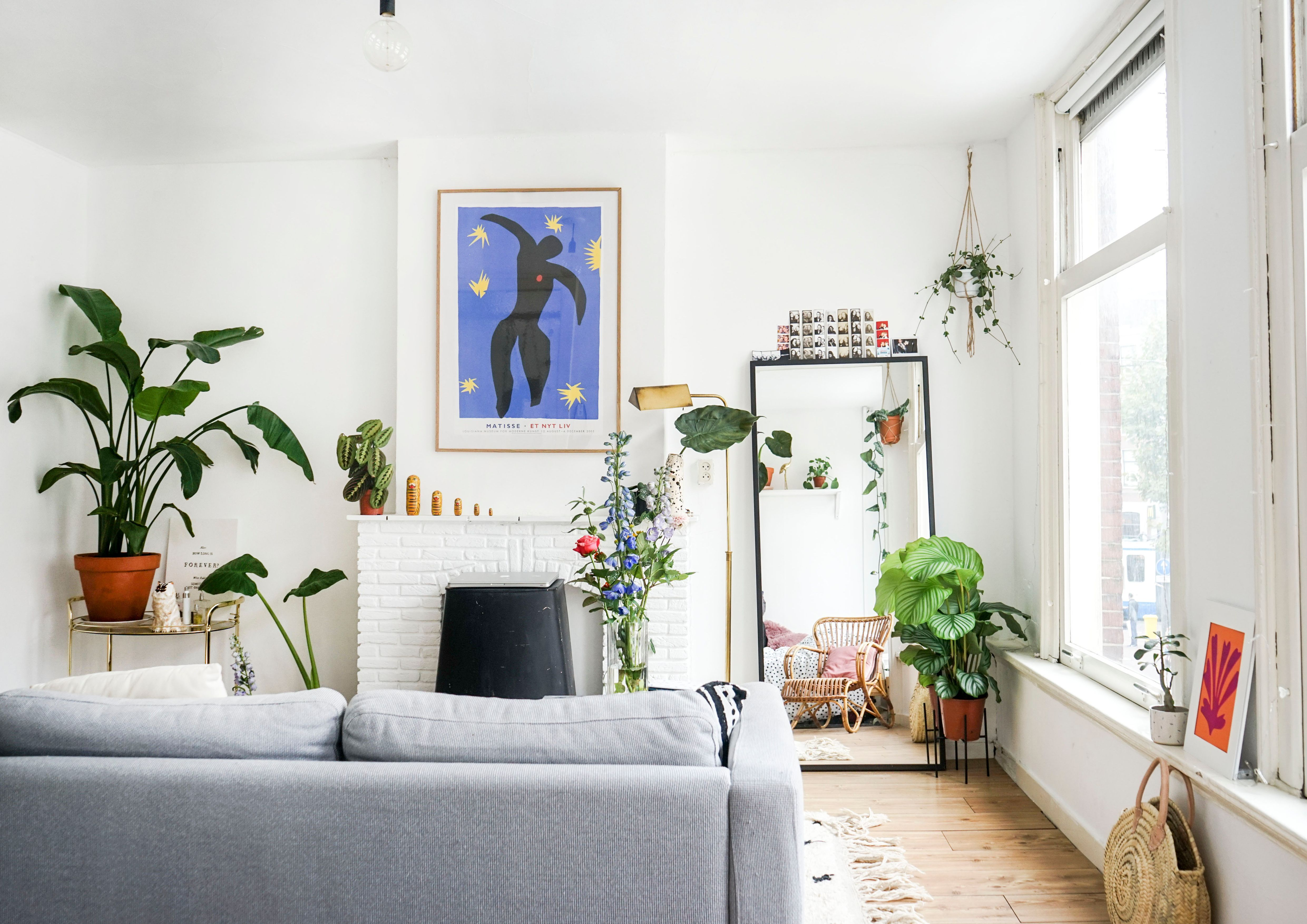 Inside The Mini Apartment Of Amsterdam Creative Yvet