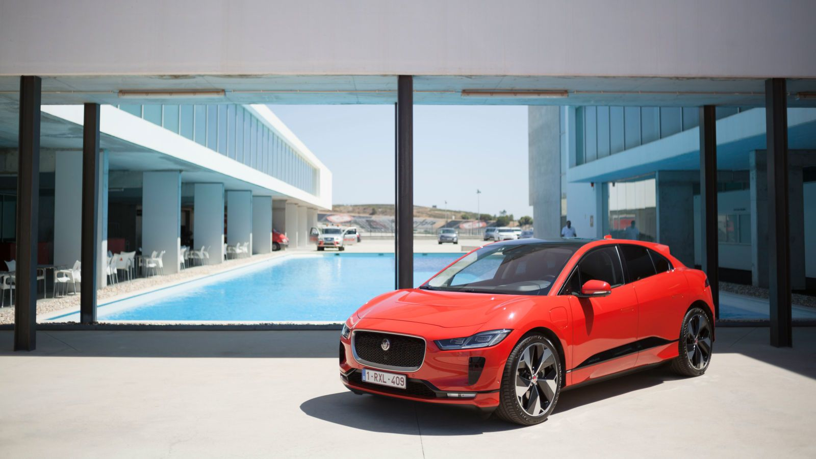 The 2019 Jaguar I Pace Doesn T Punish You For Wanting An Electric