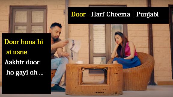 Door Lyrics - Harf Cheema | Punjabi SongDoor Lyrics u2013 Harf Cheema | Punjabi Song #  sc 1 st  Pinterest & Door Lyrics - Harf Cheema | Punjabi SongDoor Lyrics u2013 Harf Cheema ...