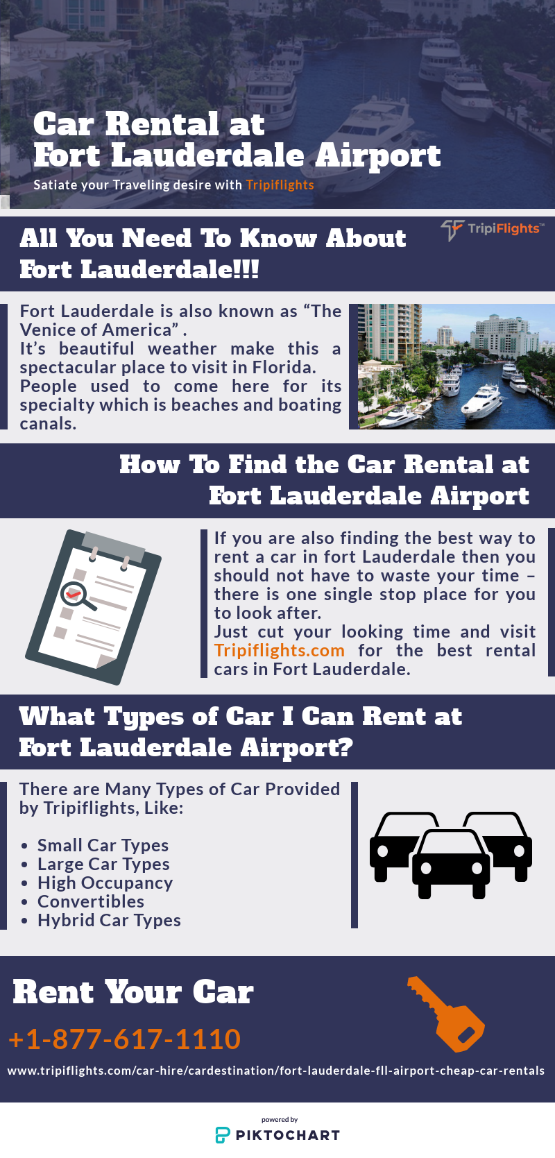 Car Rental At Fort Lauderdale Airport With Tripiflights Must See Fort Lauderdale Airport Car Rental Airport Car Rental