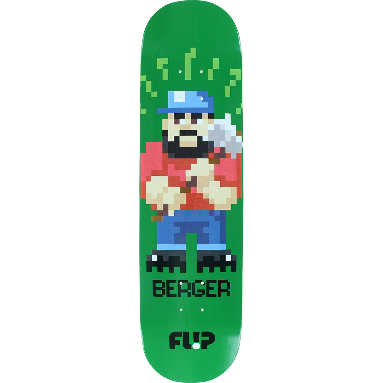 Flip Skateboards Matt Berger Sprite Skateboard Deck Skateboard Decks Flip Skateboards Deck Size