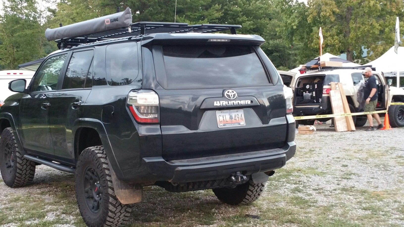 Arb Awnings And Roof Racks For 4runner Camping And Adventure From Pure4runner Com 4runner Toyota 4runner Ford Expedition