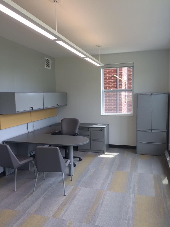 Lovely We Felt Honored To Be Installing And Assembling Furniture For The  Millersville University Dining Hall And