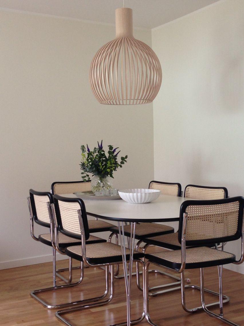 Entzückend Rattanmöbel Wohnzimmer Sammlung Von Octo Lamp, Cesca Chair