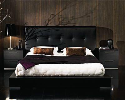 Modern Bedroom Design, Black Modern Bedroom Furniture