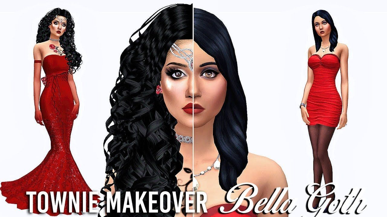 Sims 4 dating bella goth sims