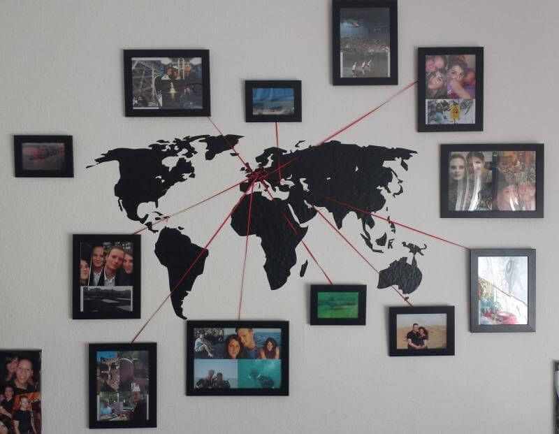 Fun Travel Inspired Home Decor Ideas To Bring A Feeling Of - Best travel inspired home decor ideas