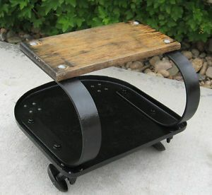 b085a95d118b1ce3e6c6202de97f8ae6 - One Stop Gardens Rolling Work Seat With Tool Tray