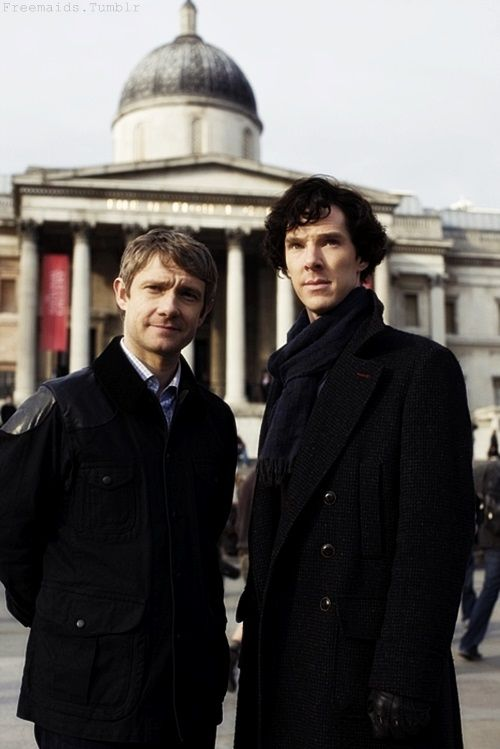 The story of Sherlock Holmes, on the surface, is about deduction - dr watson i presume