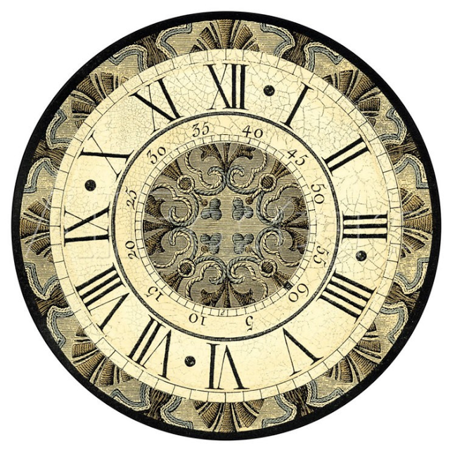 picture relating to Printable Clock Faces for Crafts identify Stylish-Mania!!! tags Clock artwork, Clock experience printable, Wall
