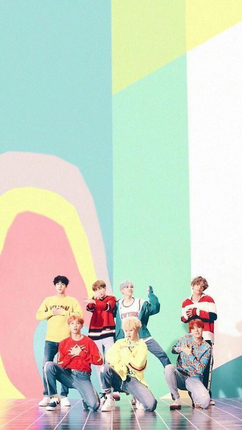 BTS wallpaper <333