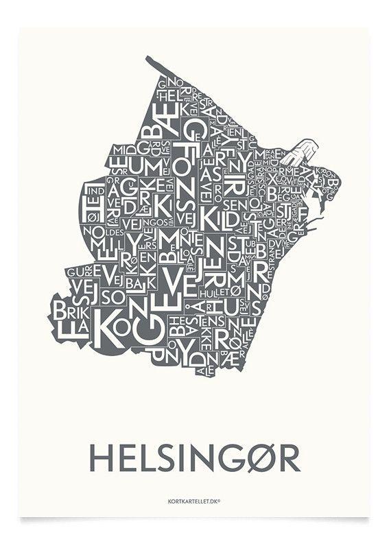 HELSINGØR - KOKSGRÅ - A5