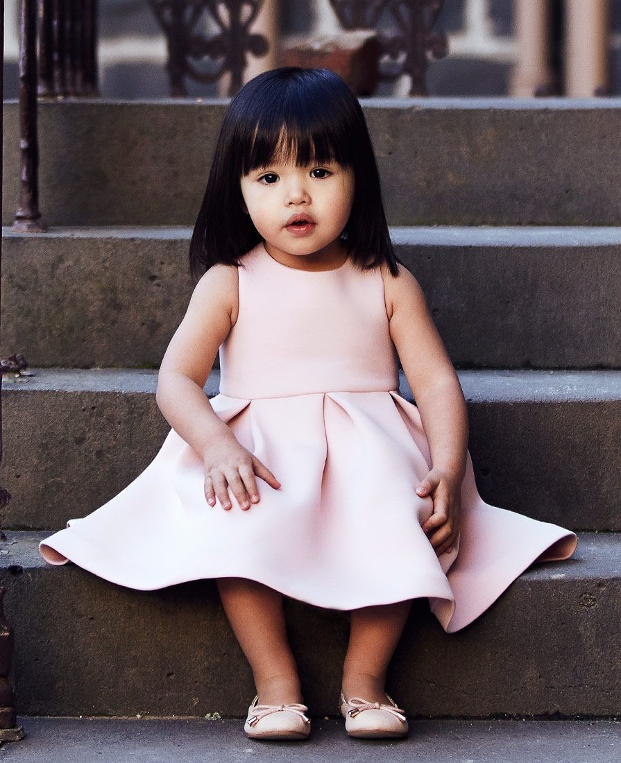 7969441d47 Baby Girl's Scuba Full Dress - PRE ORDER - Bardot Junior   Baby/Kids ...