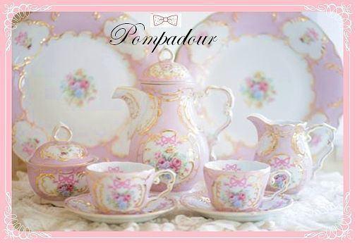 Princess Tea set
