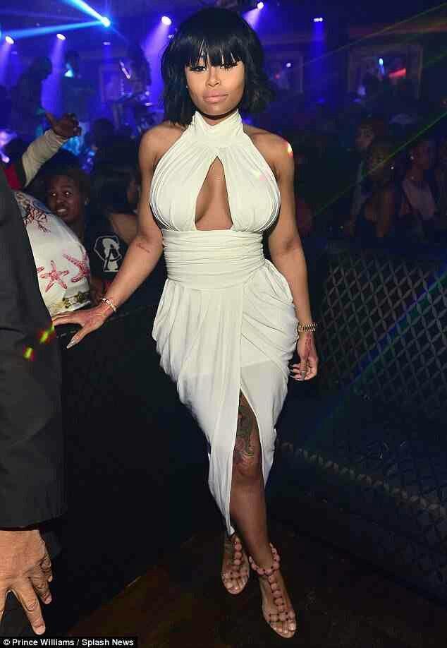 Angela Renee White Kardashian or Blac Chyna  9ac498978