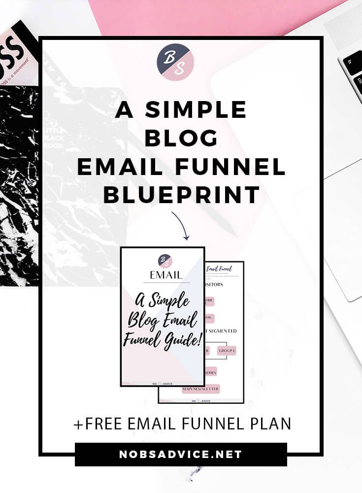 Create a simple email marketing funnel with this blog email funnel grab this free email funnel blueprint that you can implement in your blog to help grow malvernweather Image collections