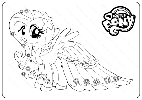 Printable My Little Pony Twilight Sparkle Coloring Pages My Little Pony  Coloring, My Little Pony Printable, Unicorn Coloring Pages