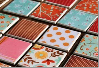 make your own coasters 4x4 tiles 16 home depot 4x4 scrapbook