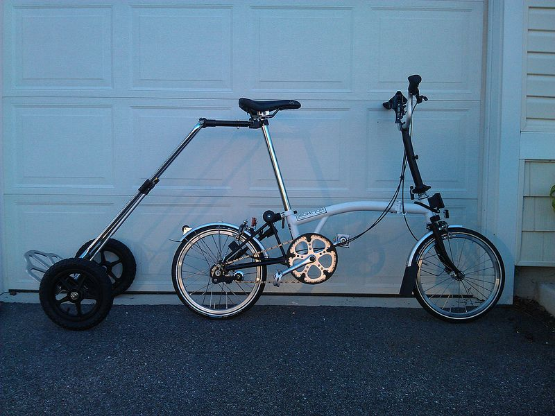 Any Other Burley Travoy Style Trailers Out There Or Homemade Ideas Bike Kayak Accessories Burley Travoy