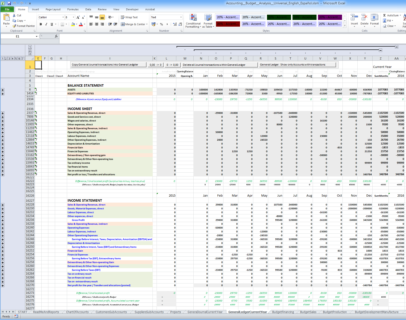 Learn How To Create A Budget Worksheet In Excel Step By