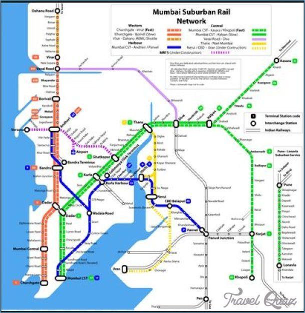 Mumbai Metro Map Mumbai Metro Metro Map Train Route Map